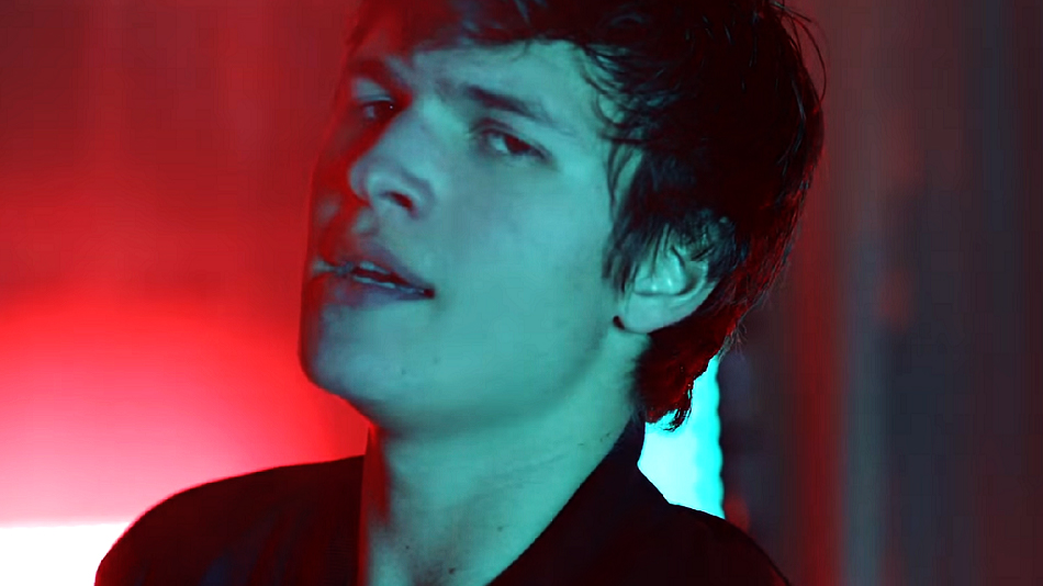 "Ansel Elgort just dropped his new music video for ""Thief,"" and it's pretty sensual"