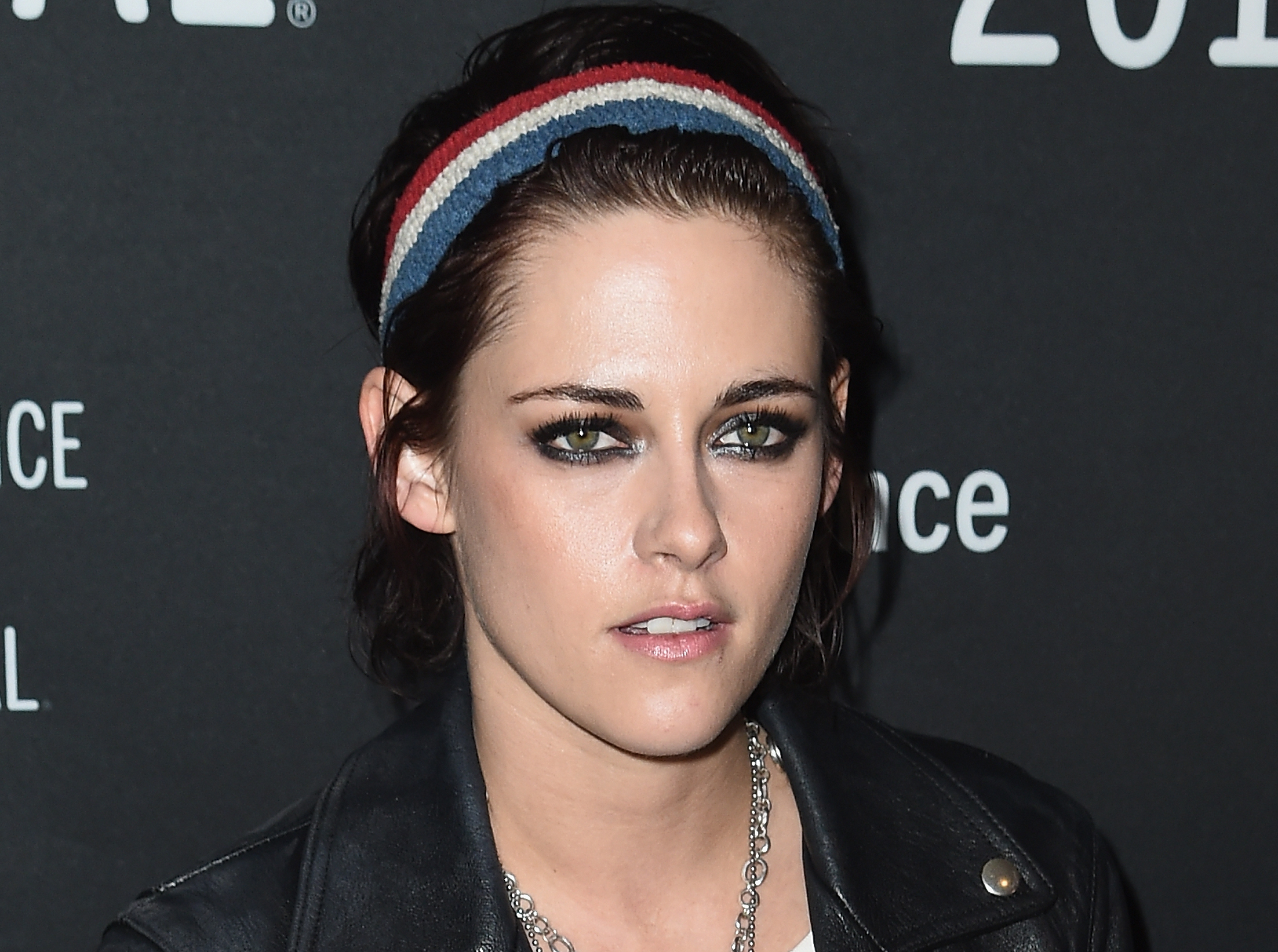 Kristen Stewart's Daisy Dukes ensemble is successfully showing off her edge