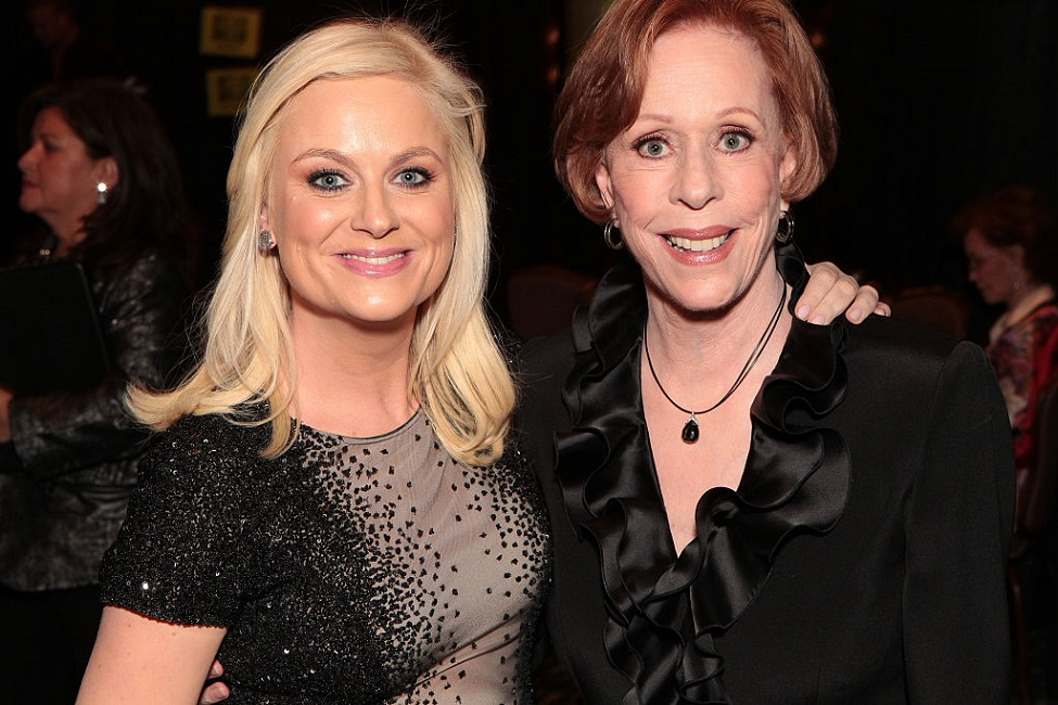 We just got more info on Amy Poehler's new show with Carol Burnett, and here's what we know