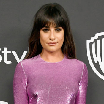 Lea Michele admits she listens to Taylor Swift every day, and we're like, us too girl