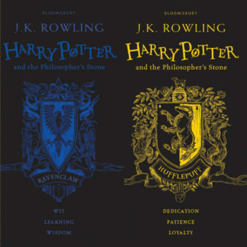 Every Potterhead is going to want these brand spanking new book covers in their collection