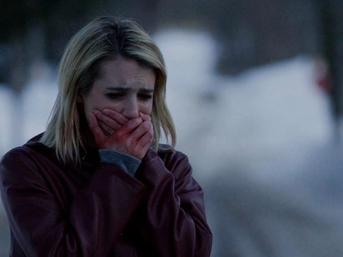 the trailer for emma roberts new horror movie here and