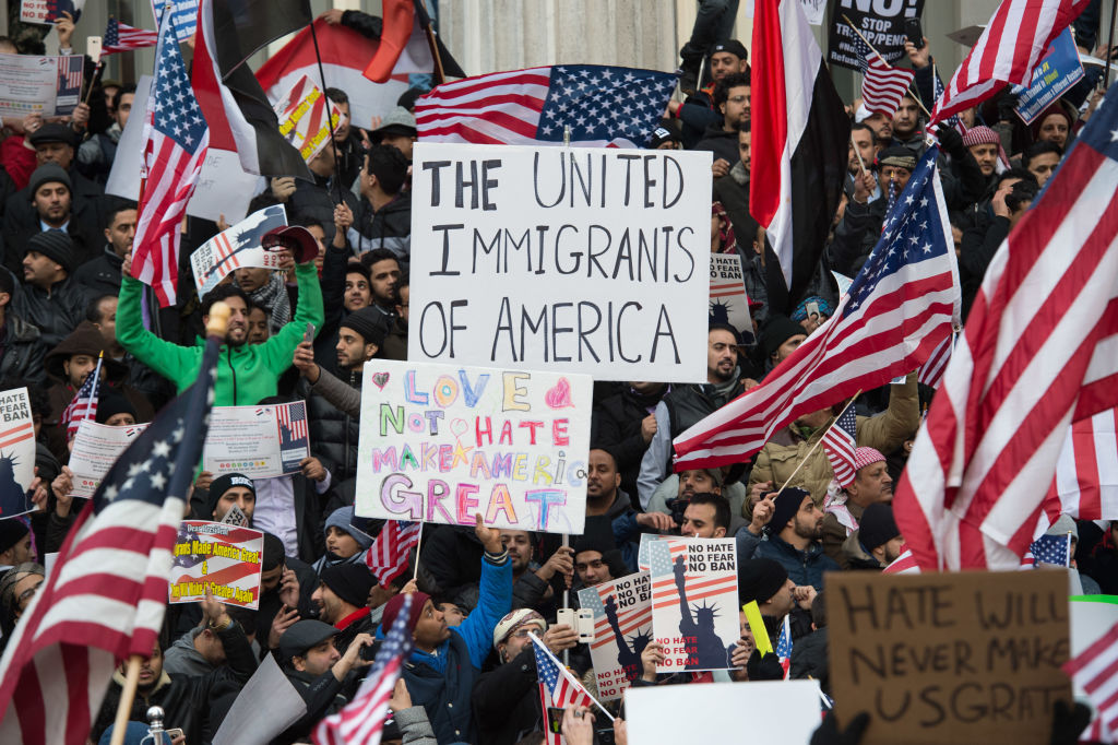 Thousands of bodegas in NYC closed in protest of Trump's immigration ban, and the photos are incredible