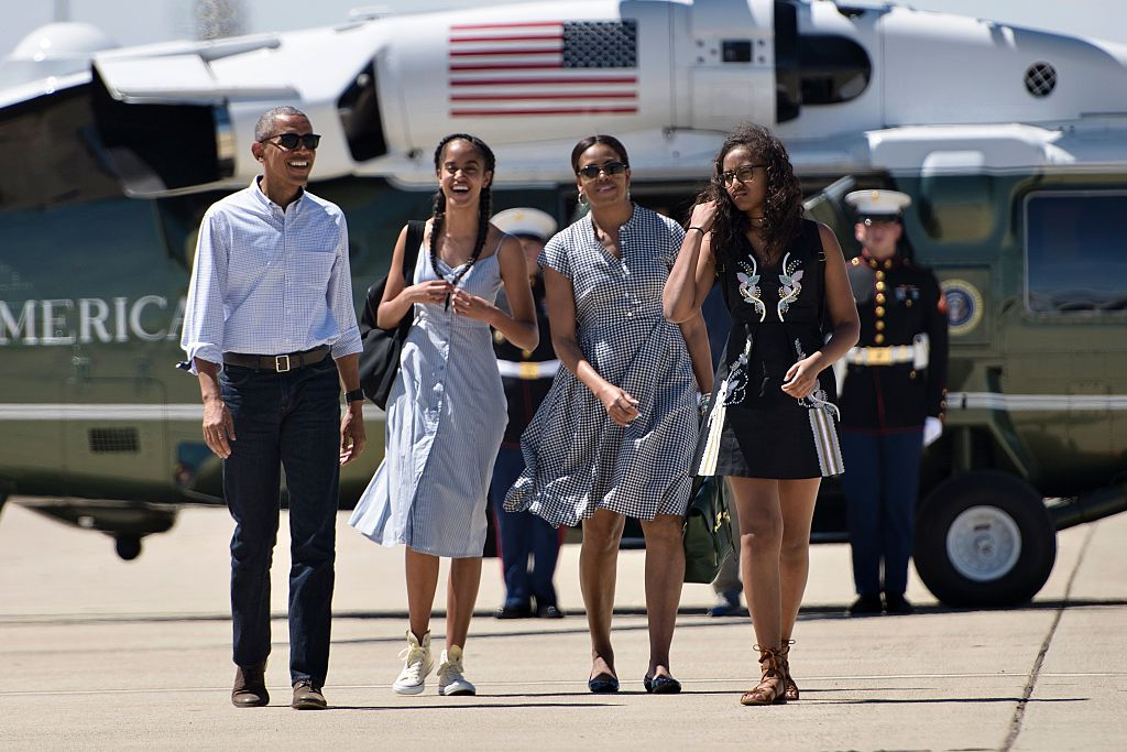 Attention: There is now a fashion line inspired by the Obama family