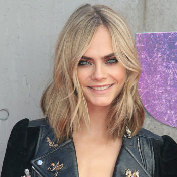 Cara Delevingne has a totally awesome outlook on aging