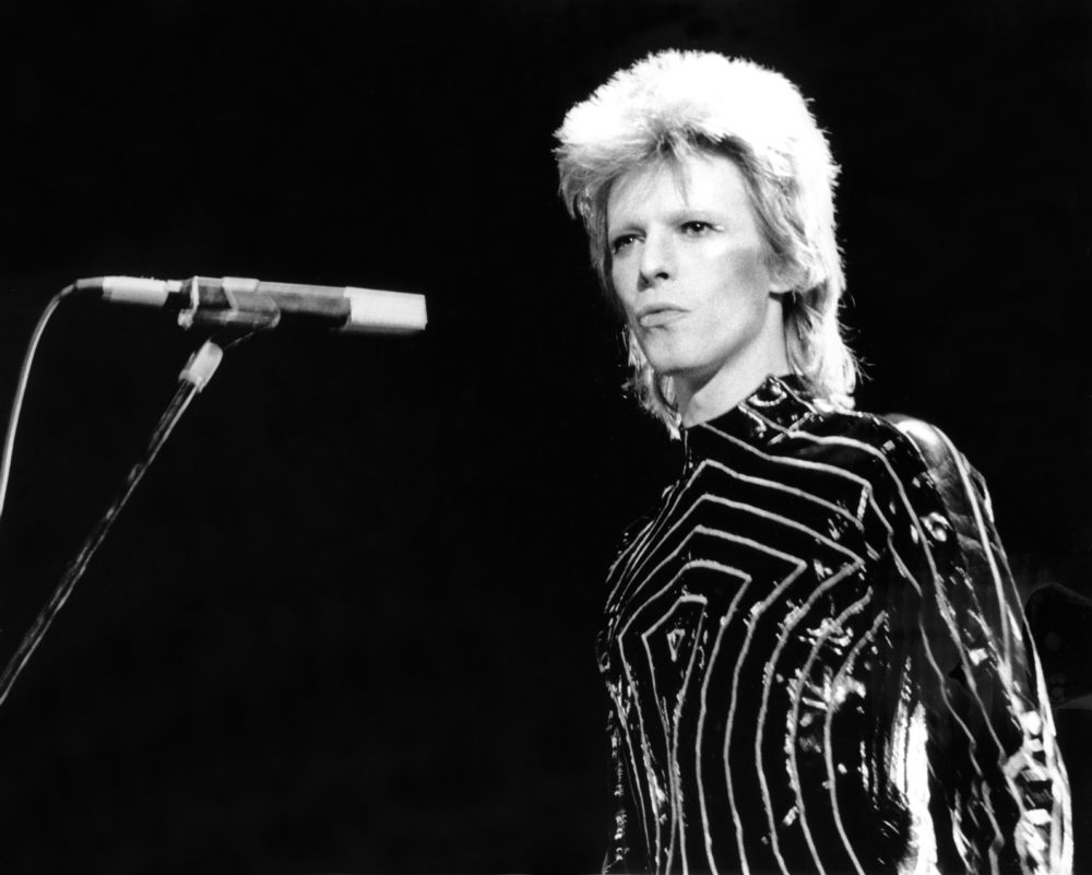 There is a David Bowie musical in the works, and it sounds deliciously creepy