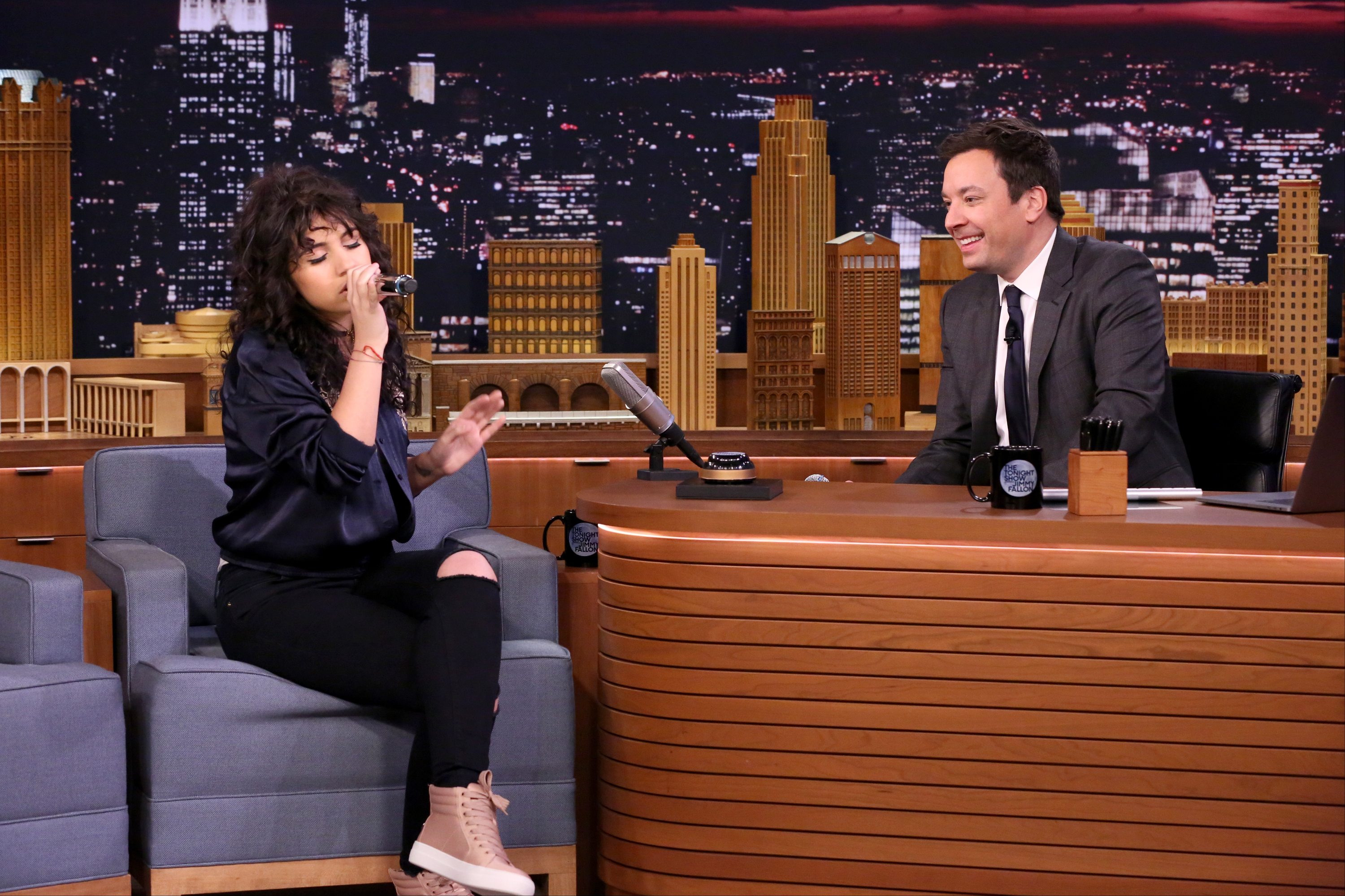 Alessia Cara's Lorde impression will blow you away