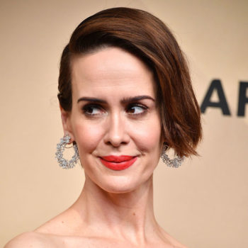 Sarah Paulson's taking on a serial killer in her newest role, and she's going to SLAY