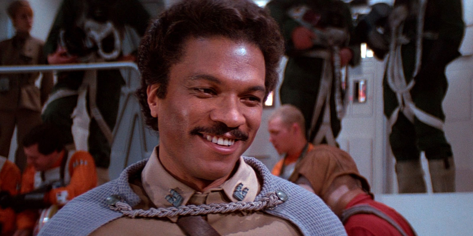 The original Lando Calrissian is having a hard time picturing anyone else as the character