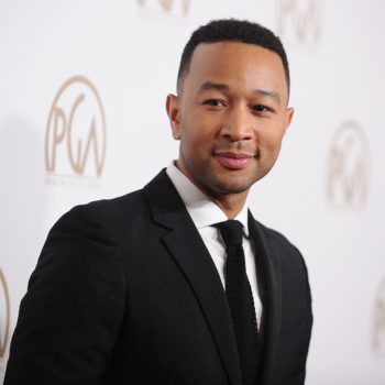 John Legend spoke about Beyoncé's pregnancy news, and we're all ready for the playdates with Luna