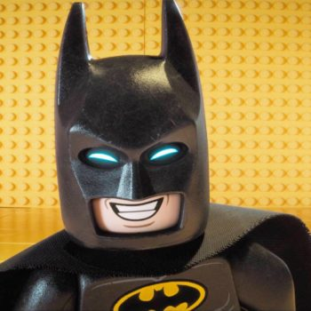 "We all want a Lego mansion after seeing Lego Batman's on ""Gotham Cribs"""