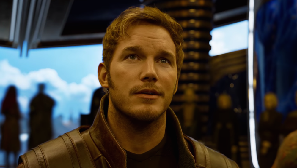 "Turn up the volume, we've got a new look at ""Guardians of the Galaxy, Vol. 2"""