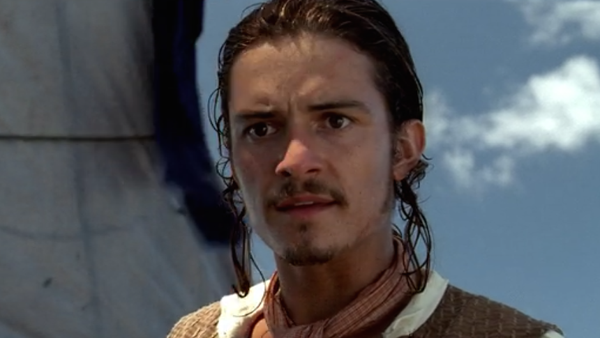 "Will Turner is back and undead in the latest ""Pirates of the Caribbean"" teaser"