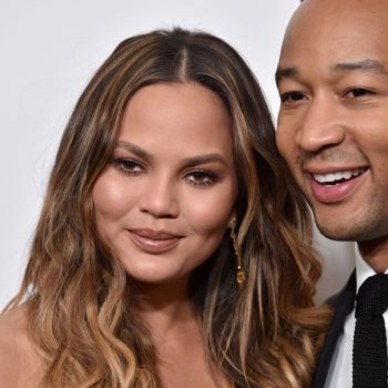 We're so impressed with the way that Chrissy Teigen addressed her revealing wardrobe malfunction