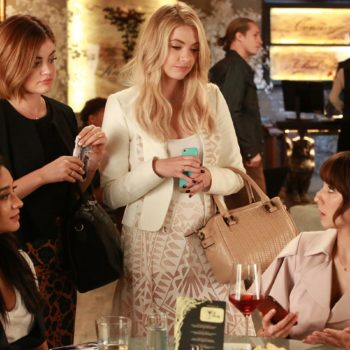 "These are some of the last words of ""Pretty Little Liars,"" so brace yourself"