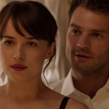 "The ""Fifty Shades Darker"" cast apparently aren't allowed to be ""overtly sexual"" in interviews, so what's even the point?!"