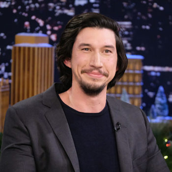 Adam Driver is confused and adorable in this ~live~ Snickers Super Bowl commercial