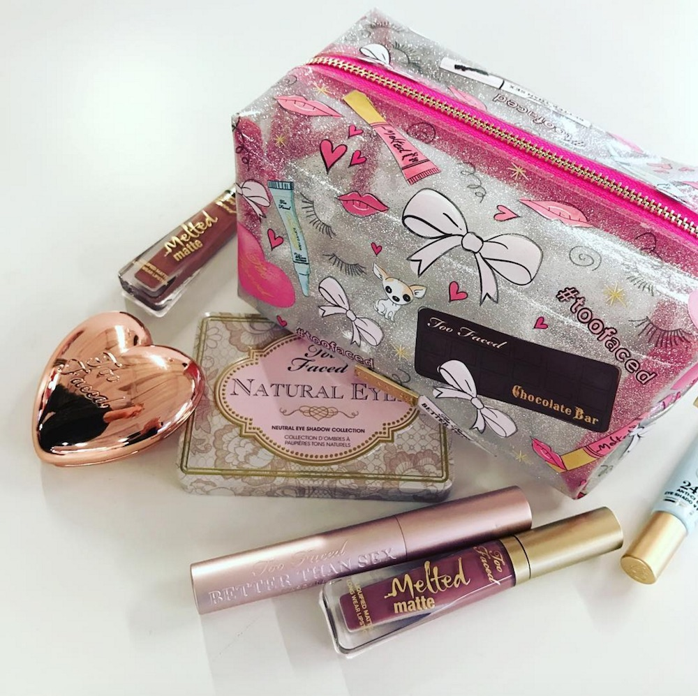 Stop what you're doing  because the Too Faced and Skinnydip London collab JUST dropped