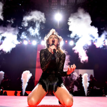 Let's not overlook the fact that Taylor Swift also killed it onstage the night before the Super Bowl