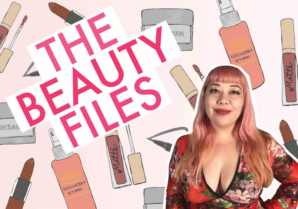 This is the makeup and skincare diary of HG's Beauty Editor, because you know you're curious