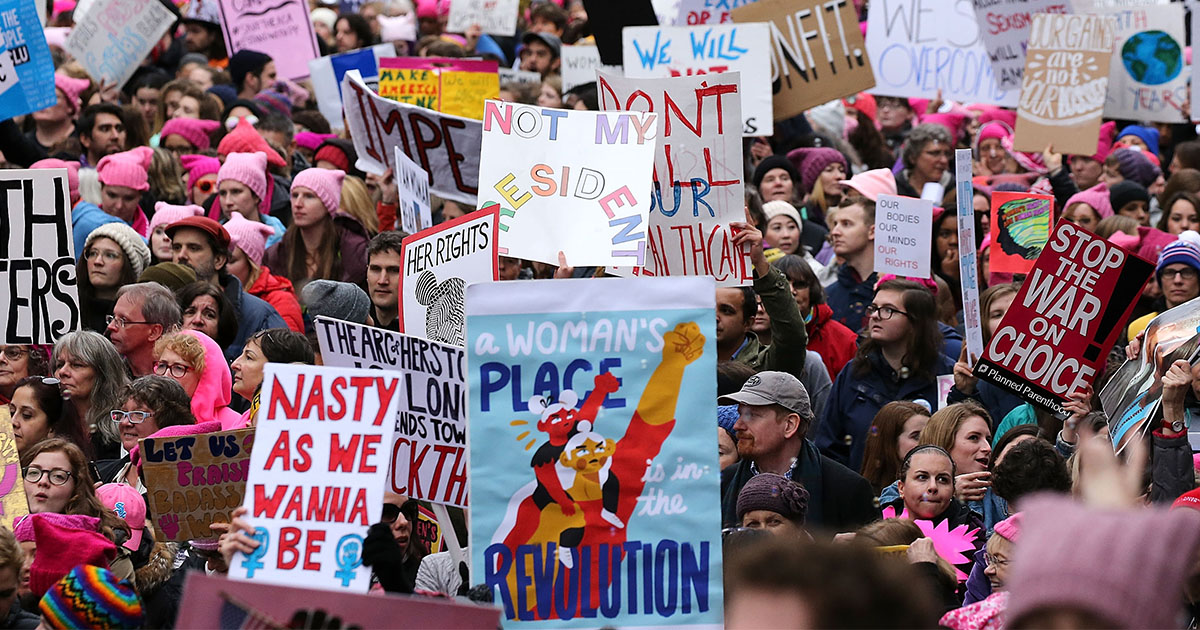 Those behind the Women's March are organizing a Women's Strike, and here's what we know