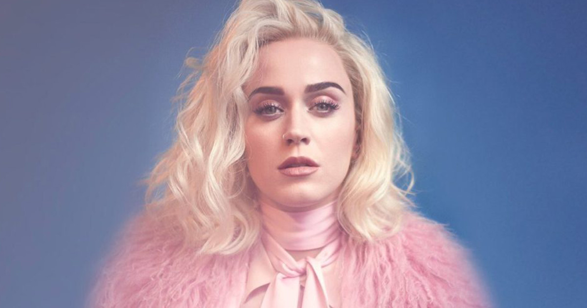 """This time-lapse video is Katy Perry's first """"clue"""" for her new project, and we're mad intrigued"""