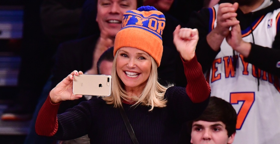 """Christie Brinkley posed for the """"Sports Illustrated"""" Swimsuit Edition at 63 years old, and we're bowing down"""