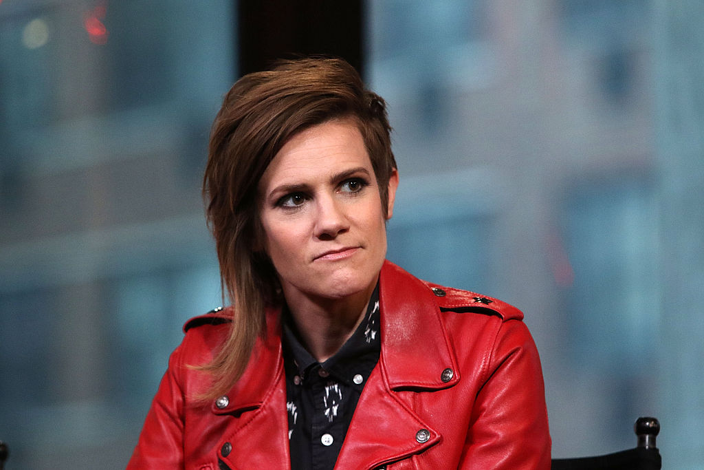 Cameron Esposito responded to a transphobic tweet in the absolute best — and most productive — way possible