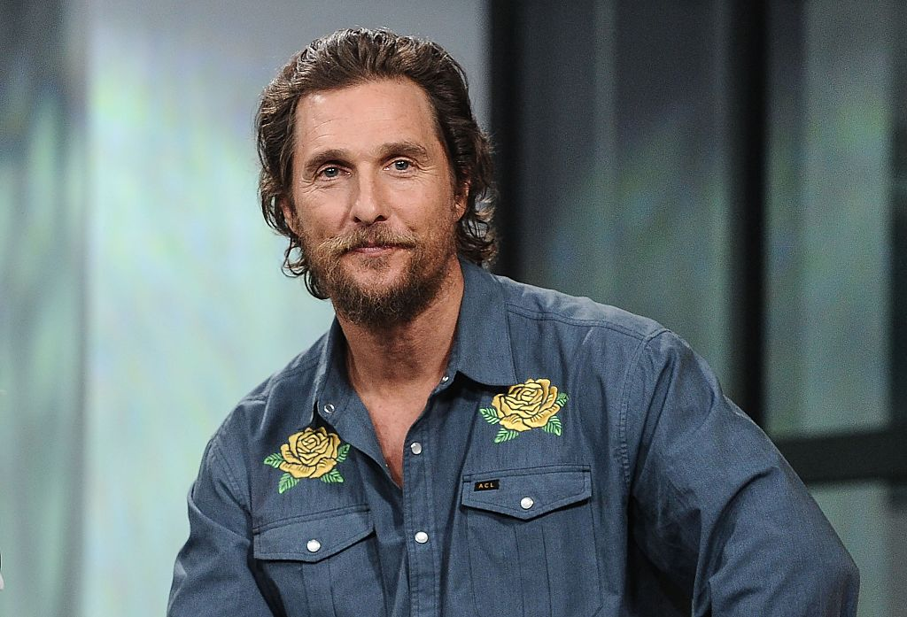 """Matthew McConaughey will star in a movie called """"The Beach Bum,"""" and yup, that sounds about right"""