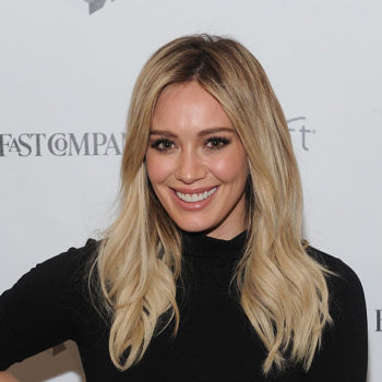 This bedtime video of Hilary Duff and her son is making us giggle
