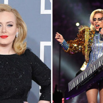"What Adele said about Lady Gaga's Super Bowl performance says a lot about their ""beef"""