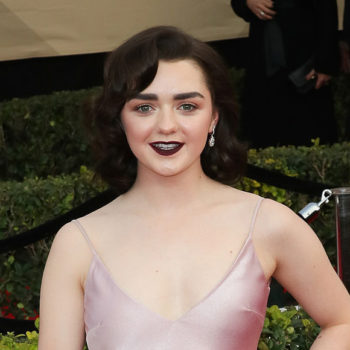 This post-shopping photo of Maisie Williams is a reminder that women wear lingerie for themselves