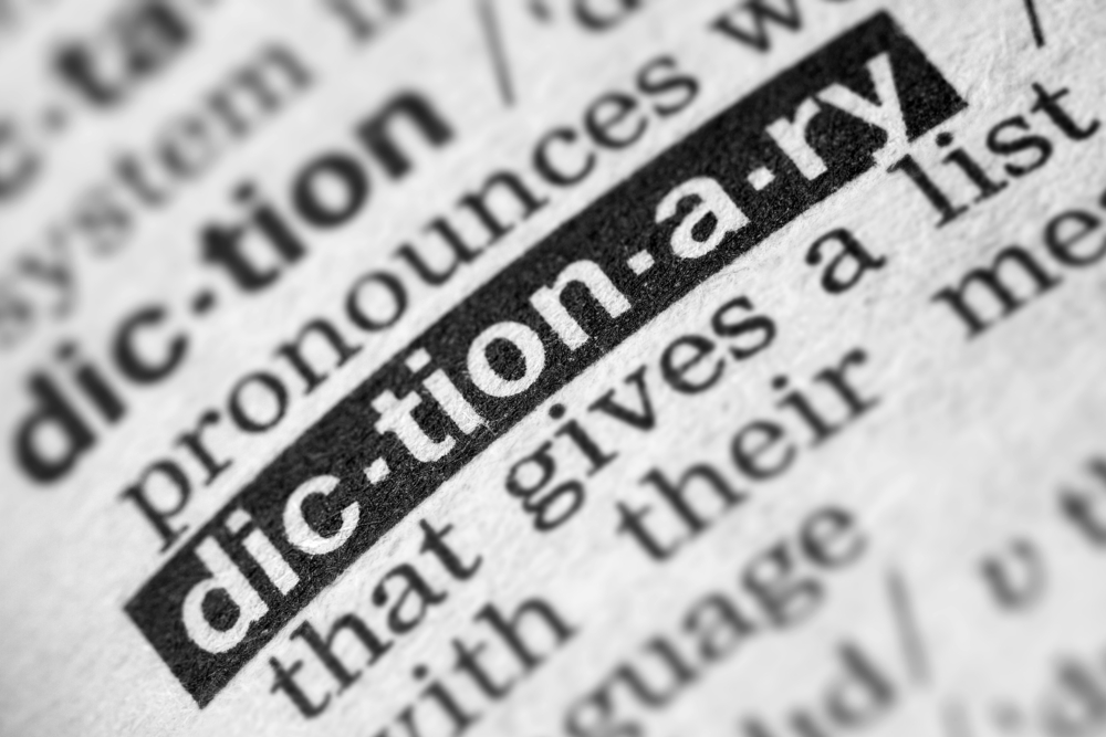 Merriam Webster has added 1,000 new terms to the dictionary (so no more saying that these aren't real words!)