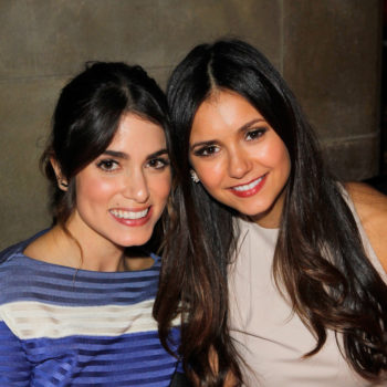 Nikki Reed and Nina Dobrev squash feud rumors, because lots of women can be friends with their husband's ex