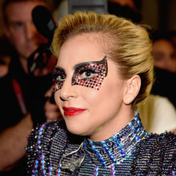 The makeup Lady Gaga wore during the Super Bowl cost more than our rent
