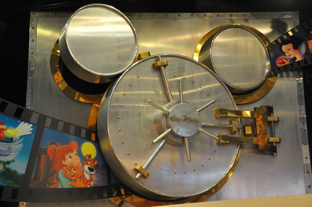 here u0026 39 s your first  and probably only  look inside the very mysterious  u0026quot disney vault u0026quot