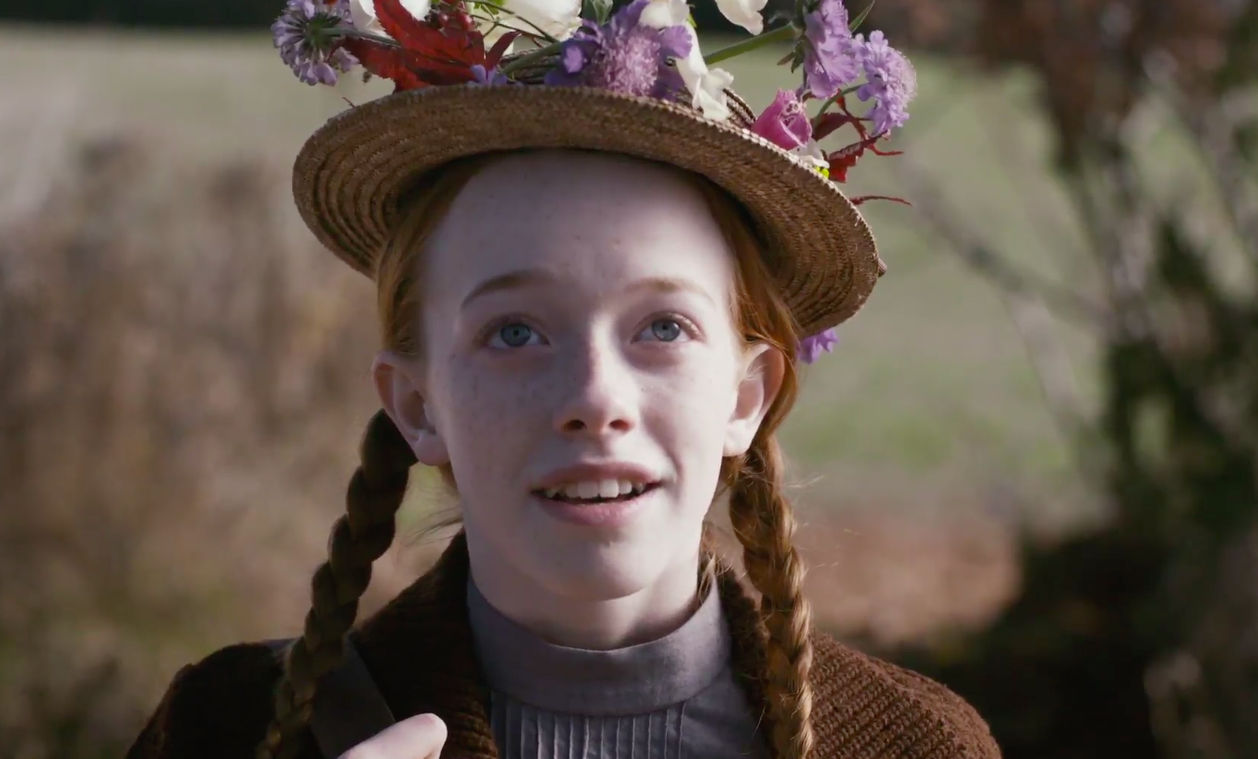 "The first trailer for Netflix's ""Anne of Green Gables"" is here, and she's seriously the best"