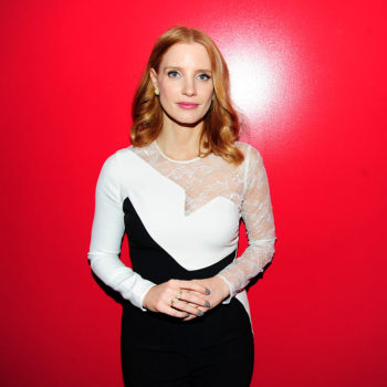 Jessica Chastain will produce a series about women and NASA's first spaceflight program, and YES