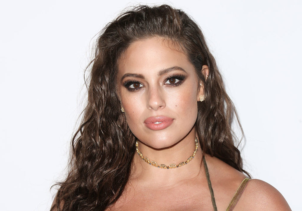 Ashley Graham's new swimsuit collection is here, and we are now dreaming of a tropic vacay