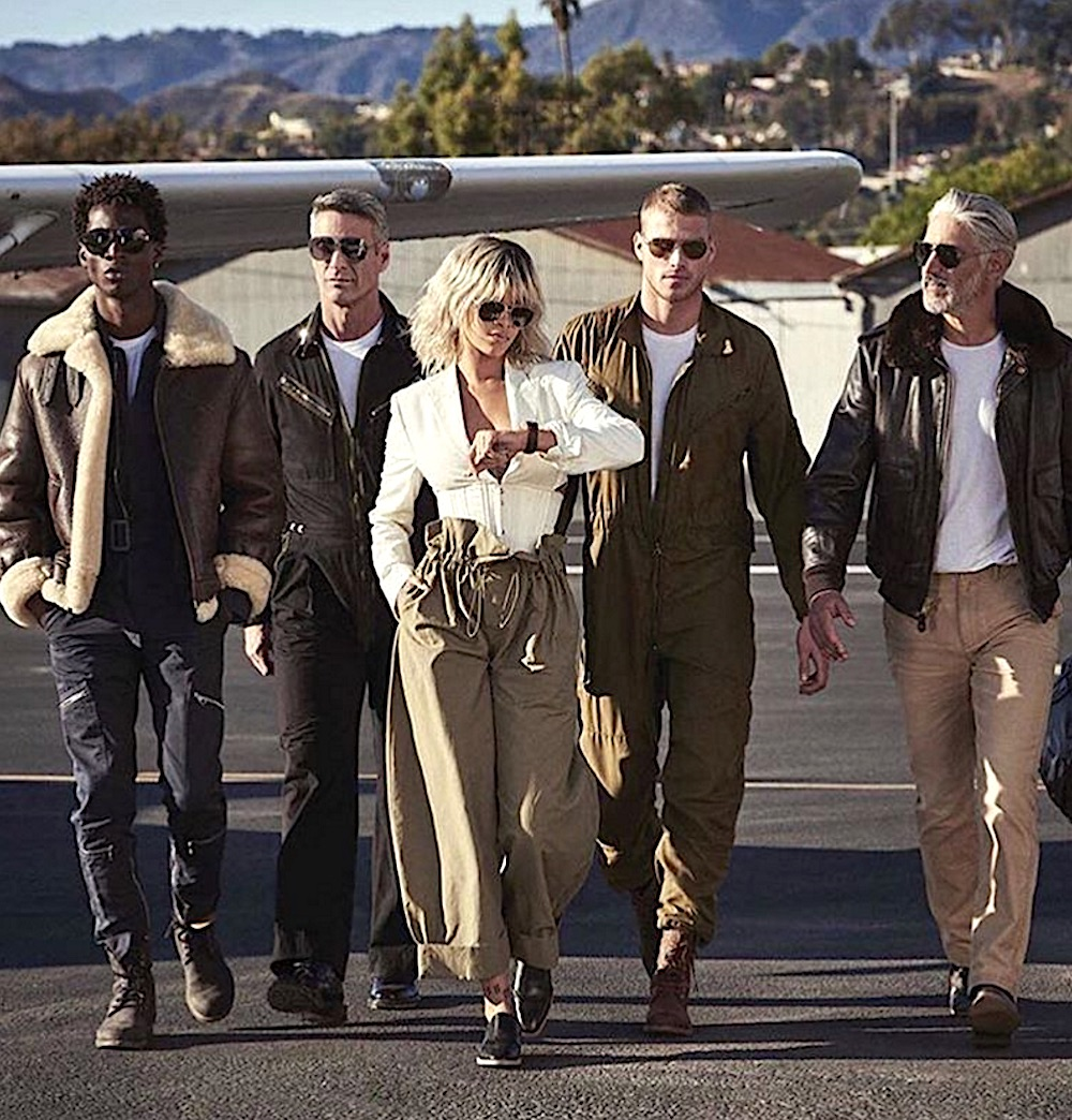 "Rihanna is serving us ""Top Gun"" vibes in her ""Harper's Bazaar"" cover spread"