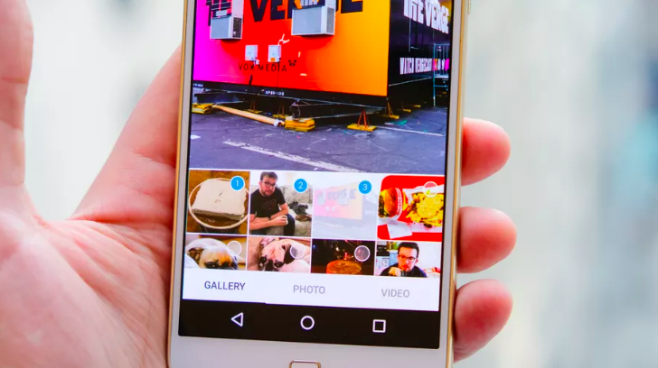 Instagram's newest feature is like a Facebook photo gallery and Tinder hybrid