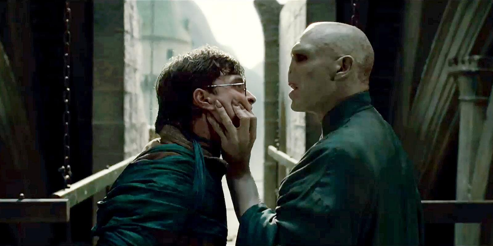 "This fan-made ""Harry Potter"" trailer gives Harry and Voldemort the love story they deserve"