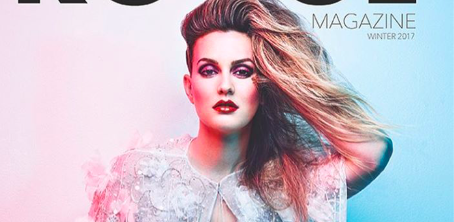 We can't get over how drop dead gorgeous Leighton Meester is in this photoshoot