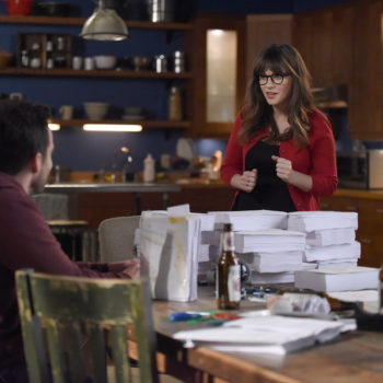 "Jess unintentionally confesses she still loves Nick on ""New Girl,"" and they need to get back together like, yesterday"