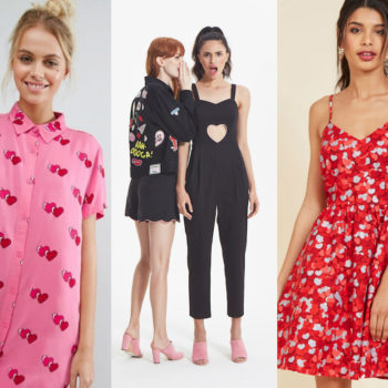 23 fashion pieces that are giving us total heart-eyes for Valentine's Day