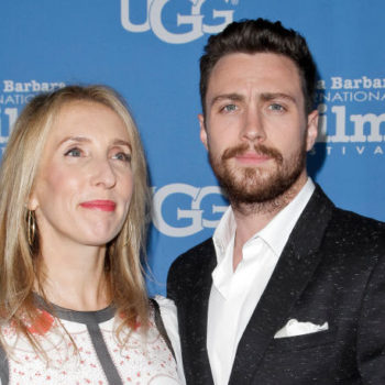 Aaron Taylor-Johnson says how he really feels when people ask about the age gap in his marriage