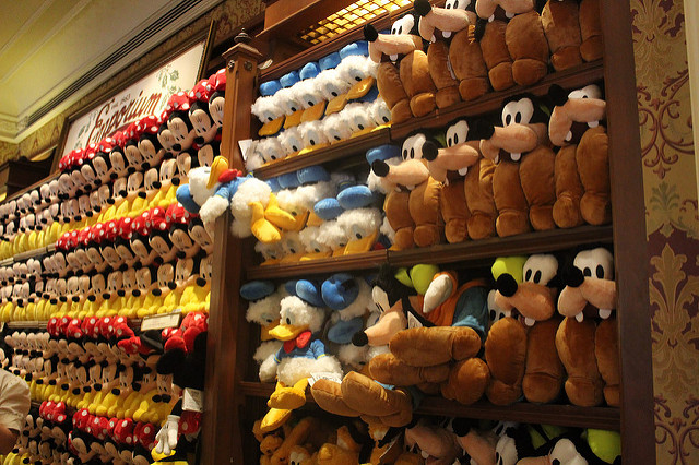 You can now hire a personal shopper at Disney World to snag you so much swag — for a price