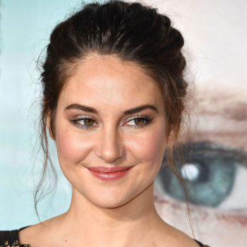 """Bummer — Shailene Woodley is officially not involved with the """"Divergent"""" TV series at all"""