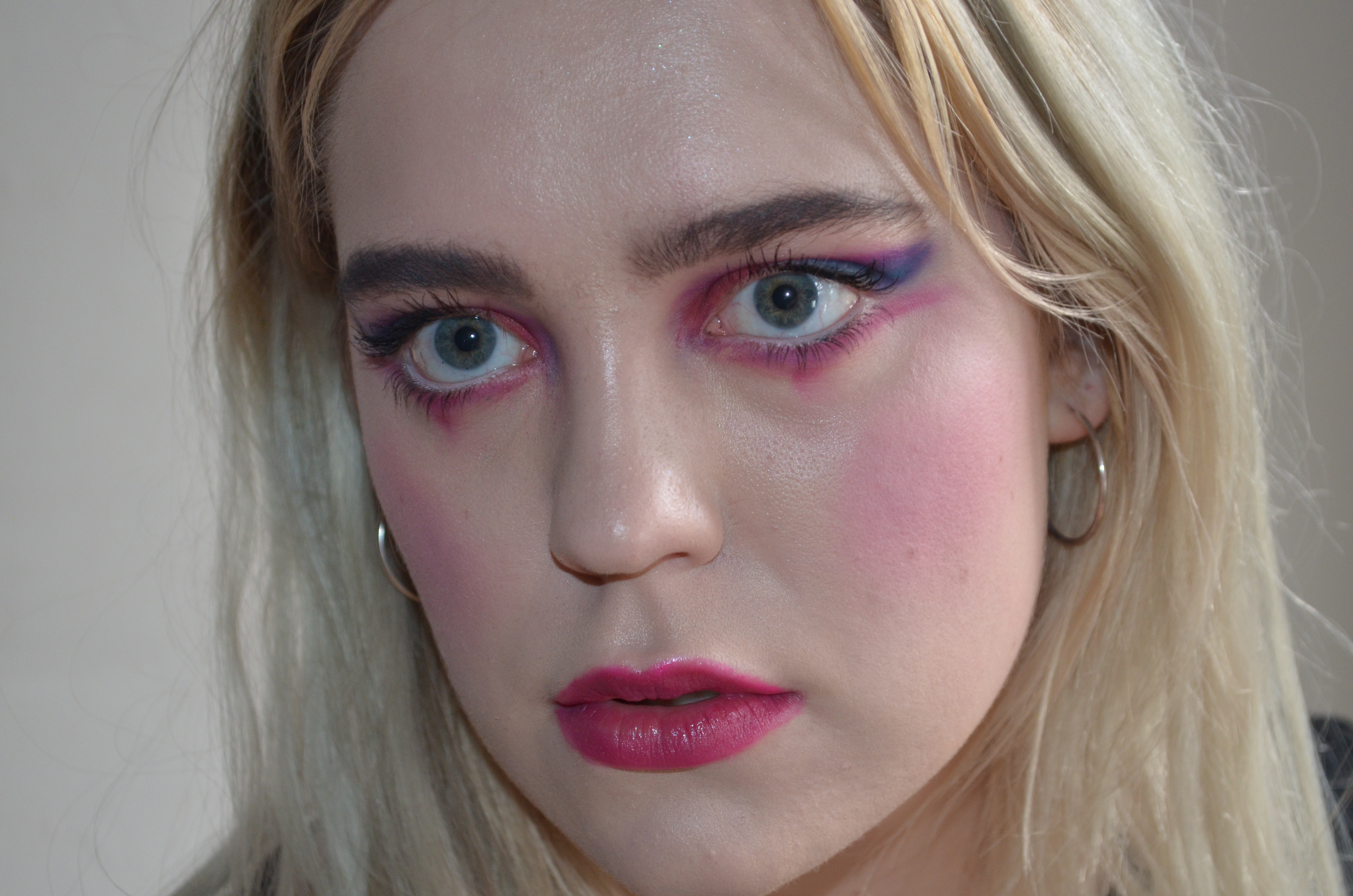 Here's how to get a clown-inspired makeup look that you'll actually want to wear out