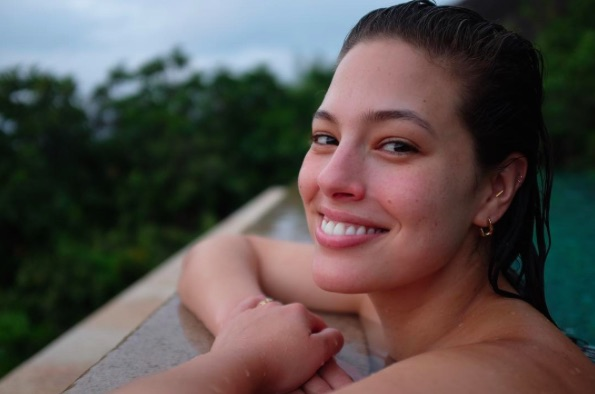 "Ashley Graham just responded to her ""Vogue"" cover controversy, and we're listening"